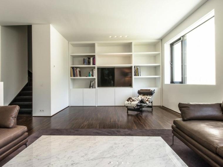 sala de estar diseño moderno