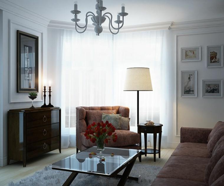 Salones clasicos modernos contempor neos y m s - Diseno salones modernos ...
