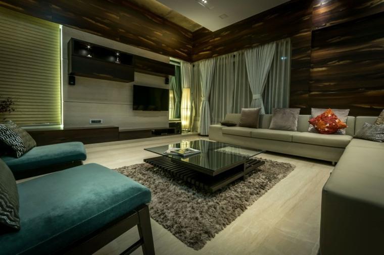 salones modernos distintos disenos sillones precioso ideas