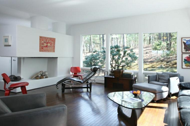 salones modernos salas estar diseño