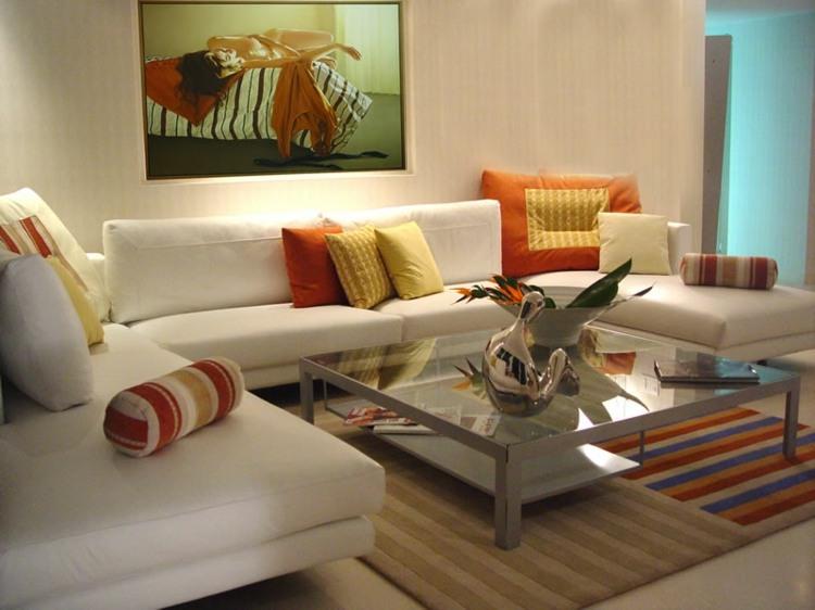 salones modernos diseño decoración