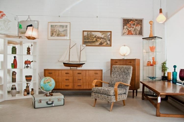 sillones madera soluciones fresco esferas maletas