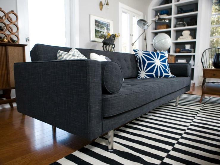sofa de salon casas decorados pendientes piezas madera