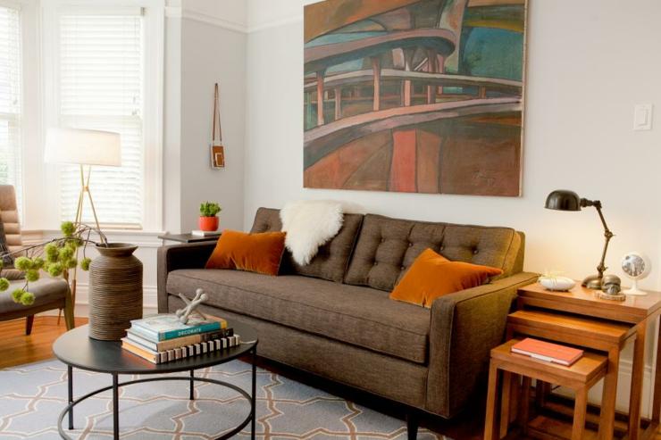 sofa de salon casas decorados pendientes mesas