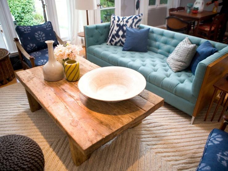 sofa de salon casas decorados sentidos maderas