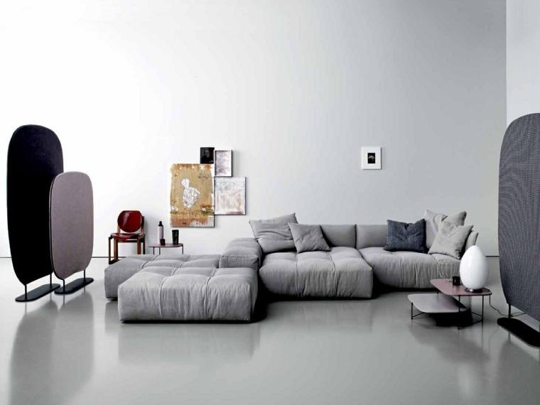 sofas separadores ambientes opciones originales ideas