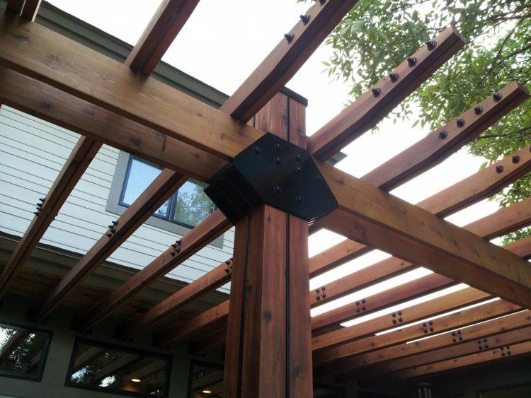 soluciones madera modernas metales bases