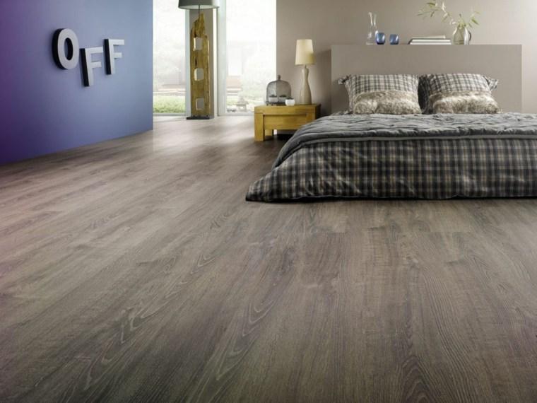 suelo laminado o suelo de parquet c al elegir On suelos laminados oscuros