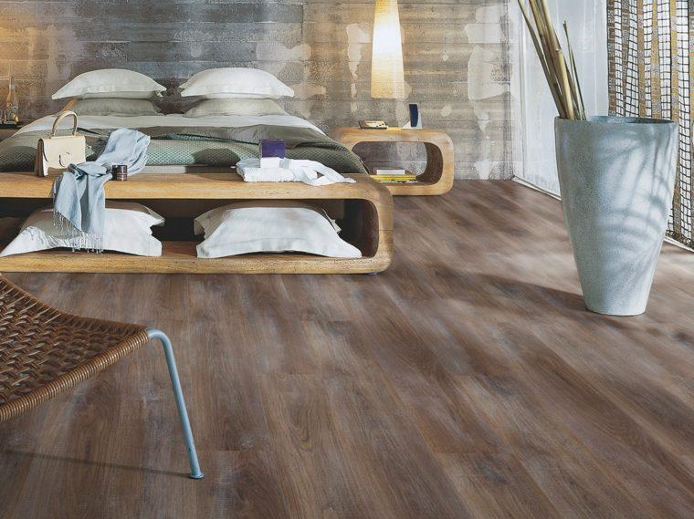 suelo laminado dormitorio banco precioso ideas