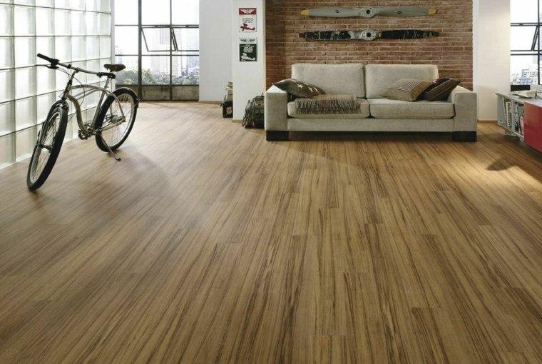 suelos laminado salon sofa gris ideas
