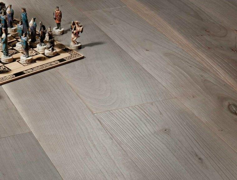 suelo parquet crea atmosfera rustica epoca ideas