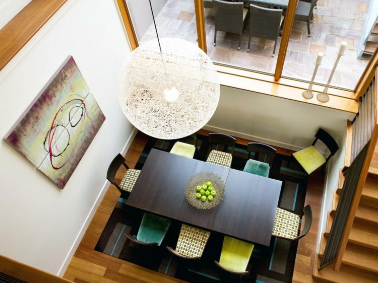 suelos paredes liminosos sillones atractivos