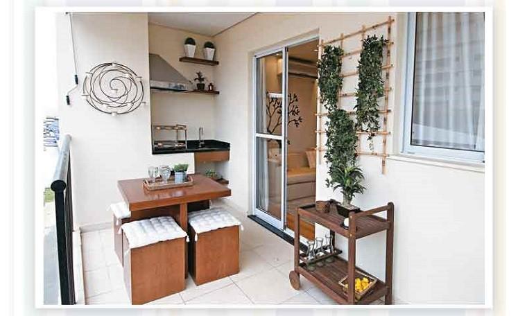 terrazas pequeñas modernas cocina