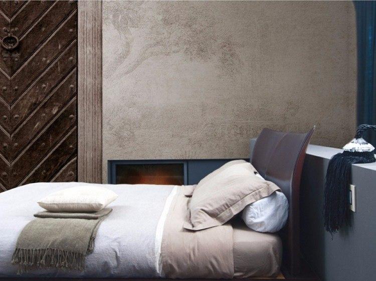 texturas paredes elegantes salones maderas
