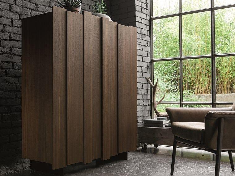 tipos madera armarios dormitorio diseno interesante ideas