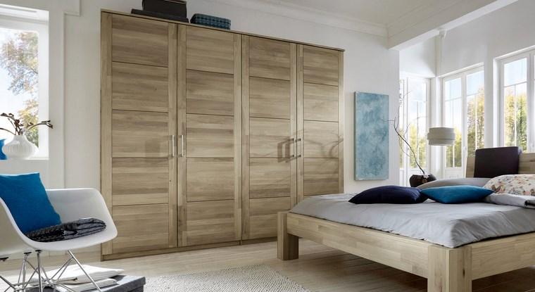 Tipos madera perfectos para muebles 66 armarios modernos for Armario madera natural