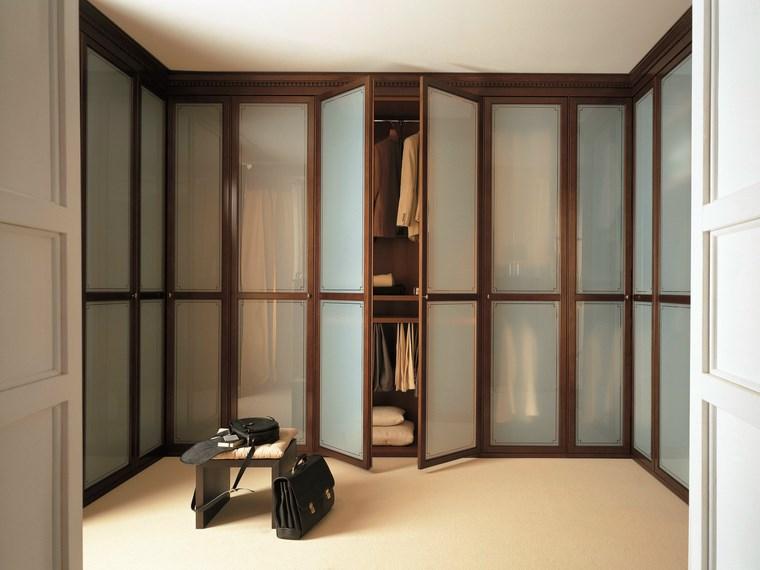 tipos madera armarios dormitorio madera laminas plastico ideas