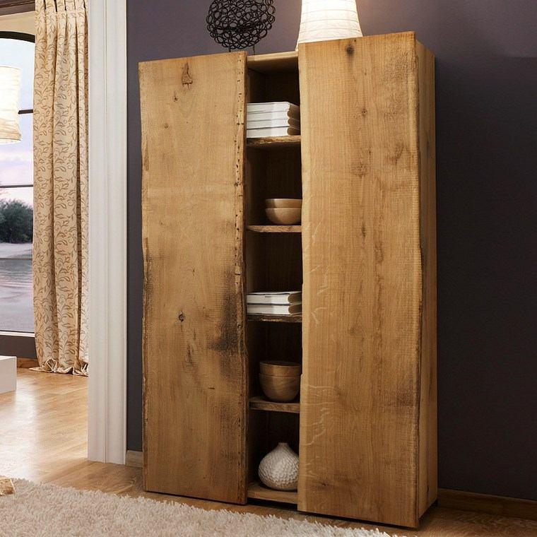 Tipos Madera Perfectos Para Muebles 66 Armarios Modernos