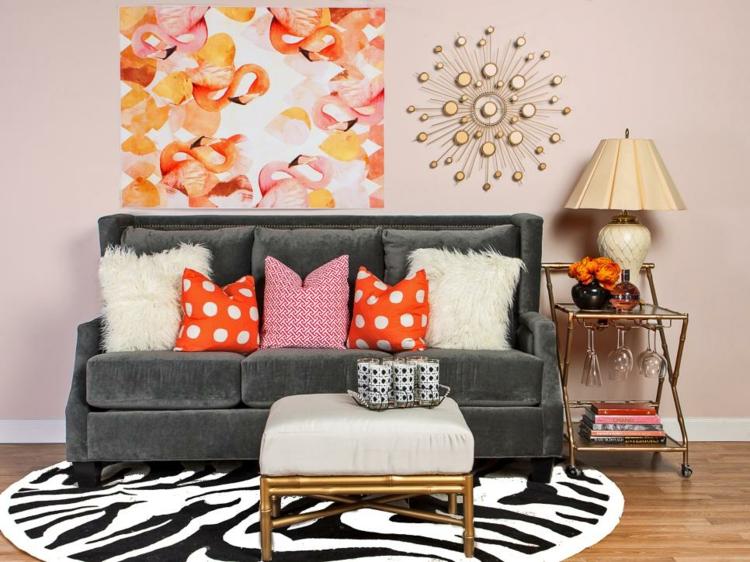 ventilador pequeño colores decorados estilos