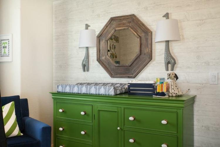 verde muebles esquinas colores calido cambio