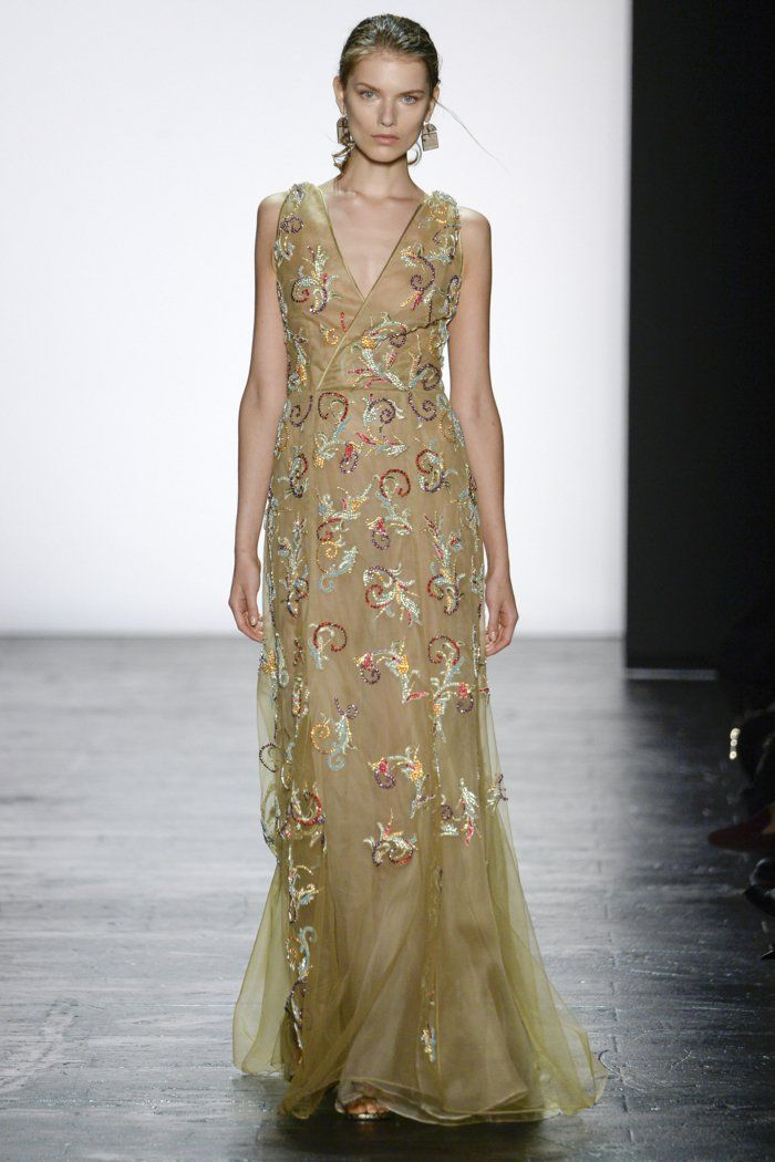 2016 vestidos dennis basso