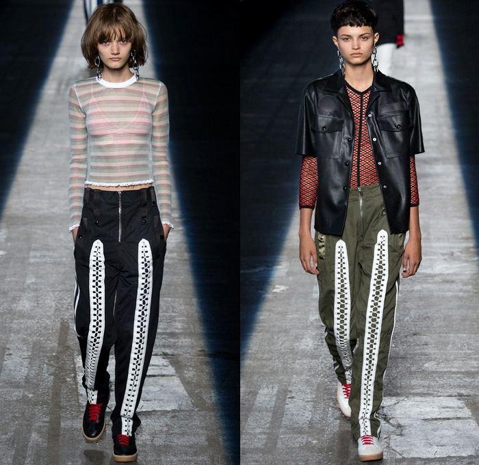 Alexander Wang 2016 coleccion primavera verano pantalones ideas