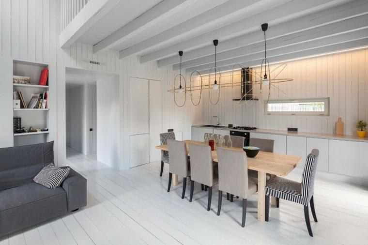 Architect Alexey Ilyin casa diseno comedor ideas