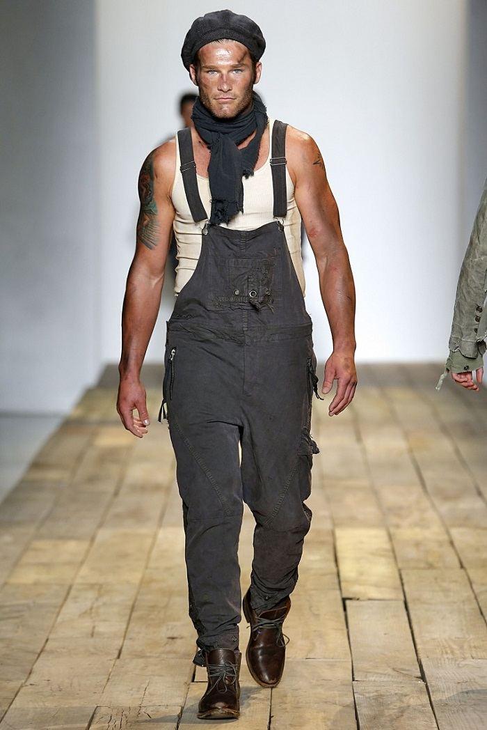 Greg Lauren semana moda ropa pasarela ideas