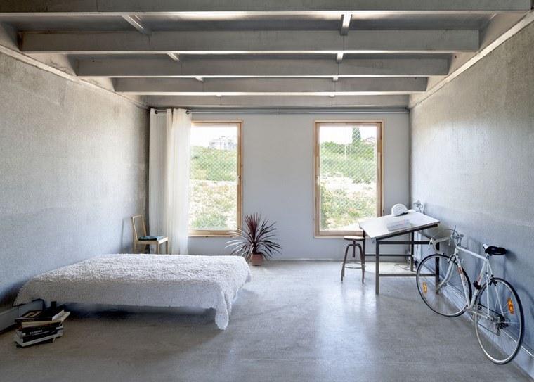 H Arquitectes diseno simple habitacion ideas