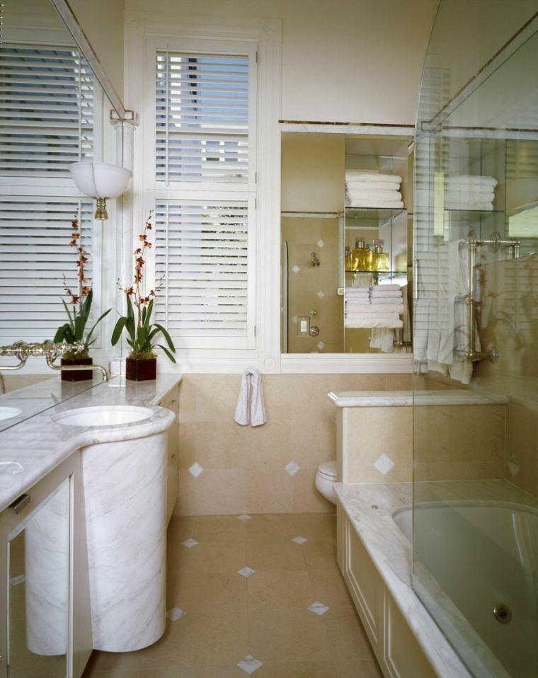 Baño Vintage Pequeno:Baños retro 55 imágenes para inspirar -