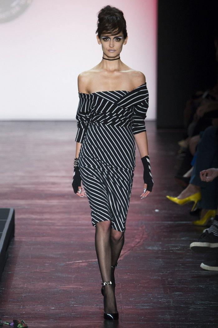 diseño vestido betsey johnson