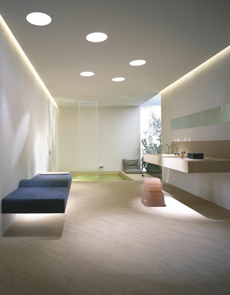 Accesorios De Baño Cromados Modernos:Imagenes de baños 102 ideas para espacios modernos -