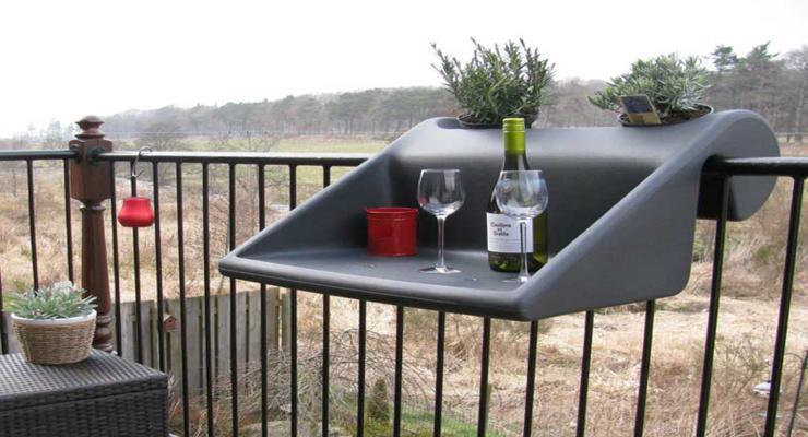 accesorios terrazas prácticos funcionales