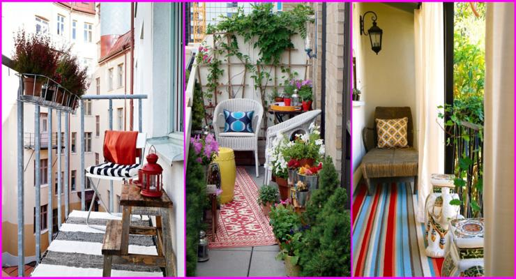 accesorios decorativos terrazas pequeñas