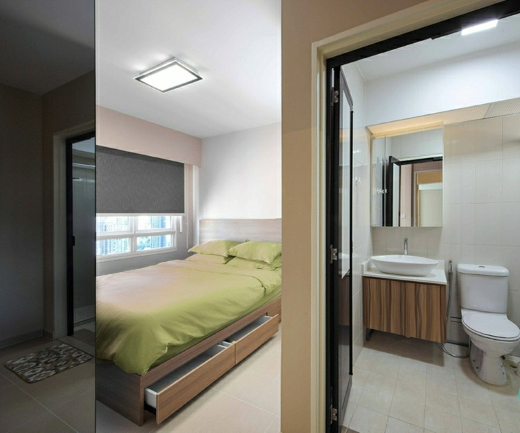 Apartamentos distribucion y dise o para interiores peque os for Diseno de interiores pequenos