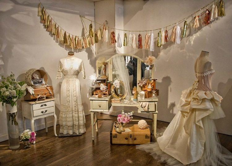 Decoracion de bodas vintage ambientes rom nticos retro - Decoracion boda vintage ...
