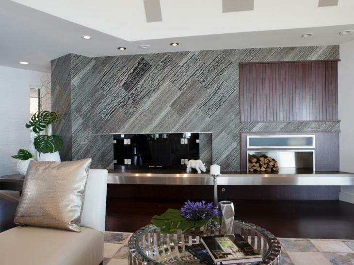 ambientacion moderna salones estilos plantas