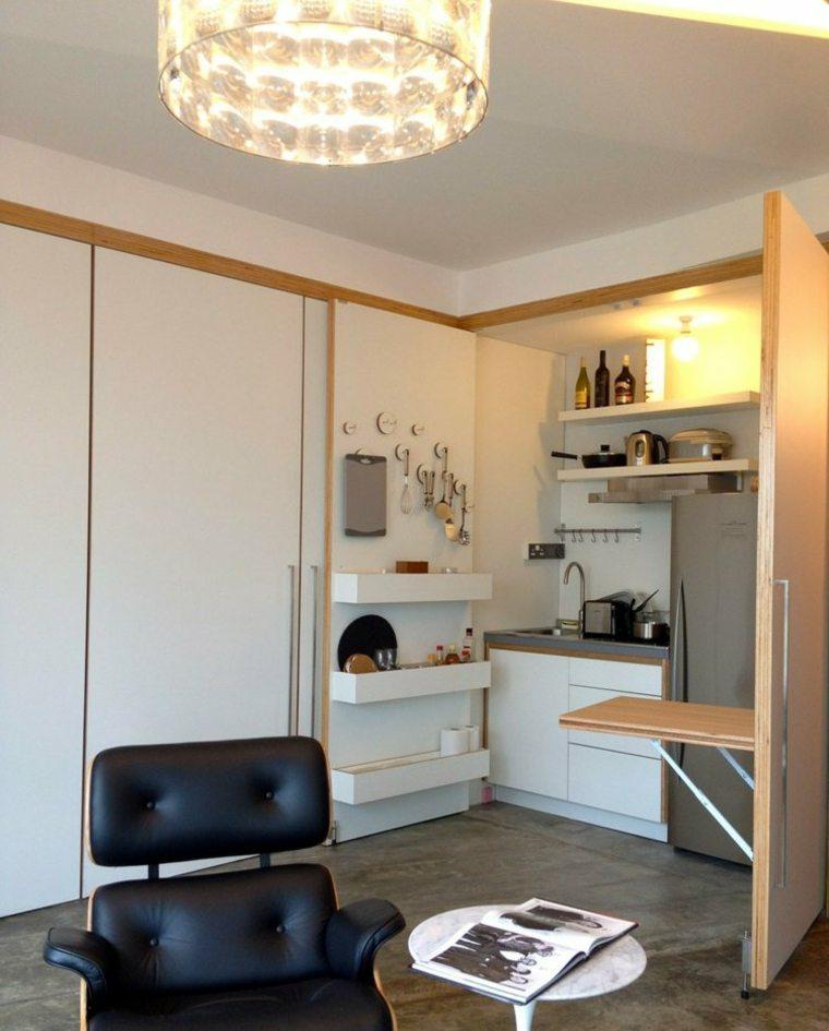apartamentos distribucion calido funcionales espacio