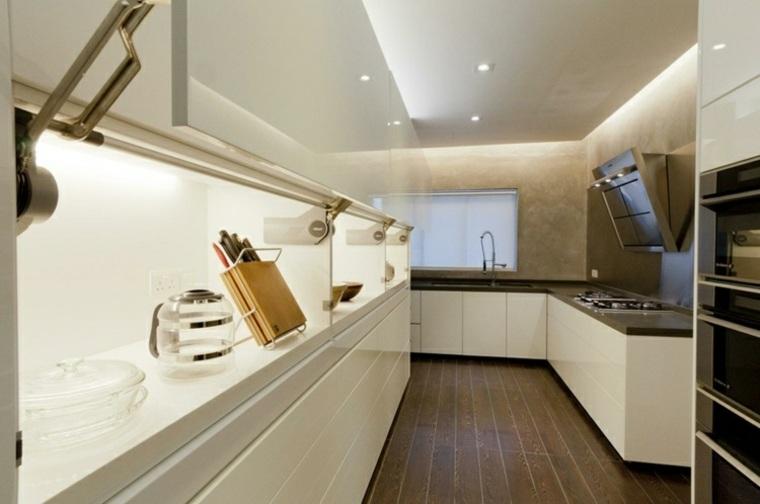 apartamentos distribucion detalles cocinas puentes