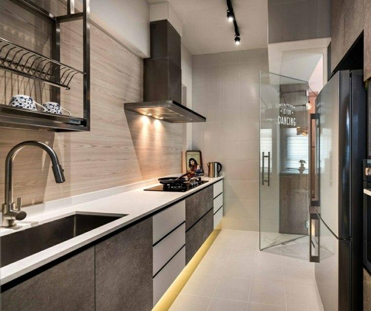 apartamentos distribucion detalles salones salones