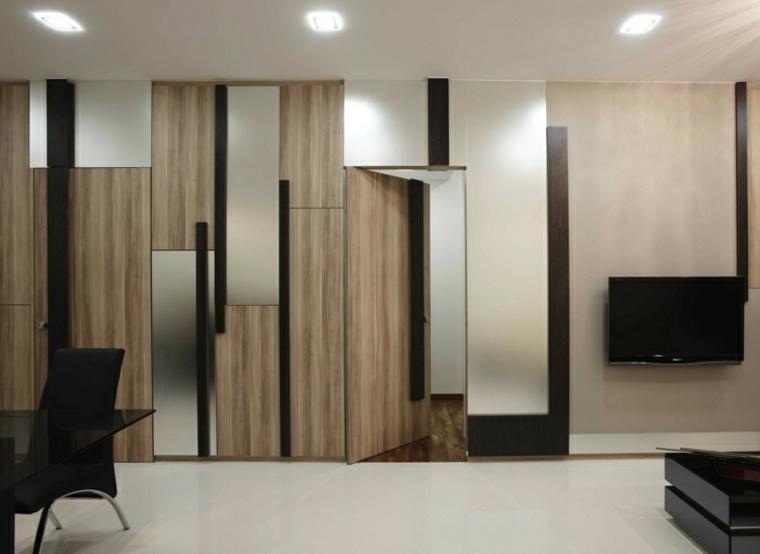 Apartamentos distribucion y dise o para interiores peque os for Distribucion apartamento 50 m2