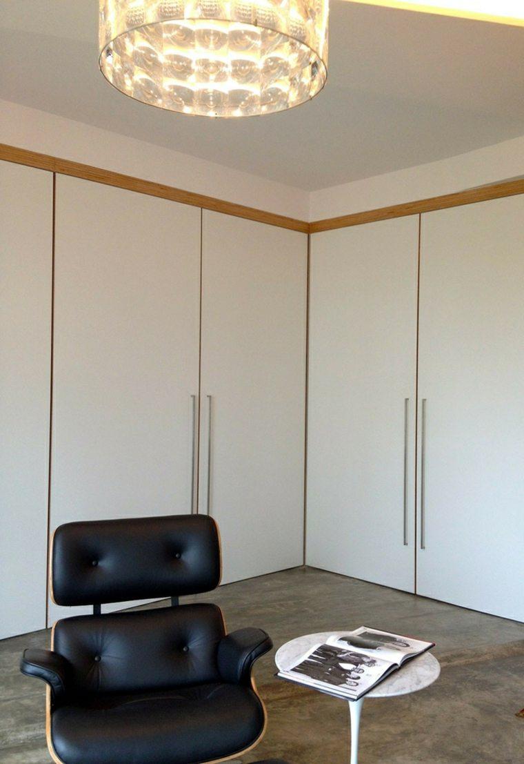 apartamentos distribucion variantes maderas sillones colores