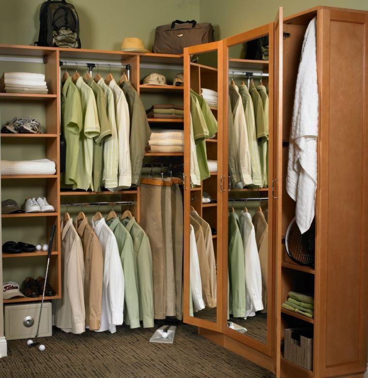 armario sin puertas armario puertas espejo ideas
