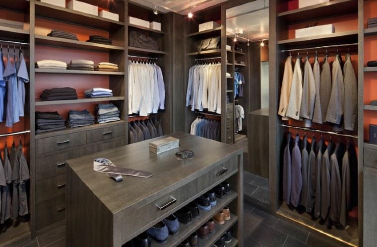 armario sin puertas diseno masculino ideas