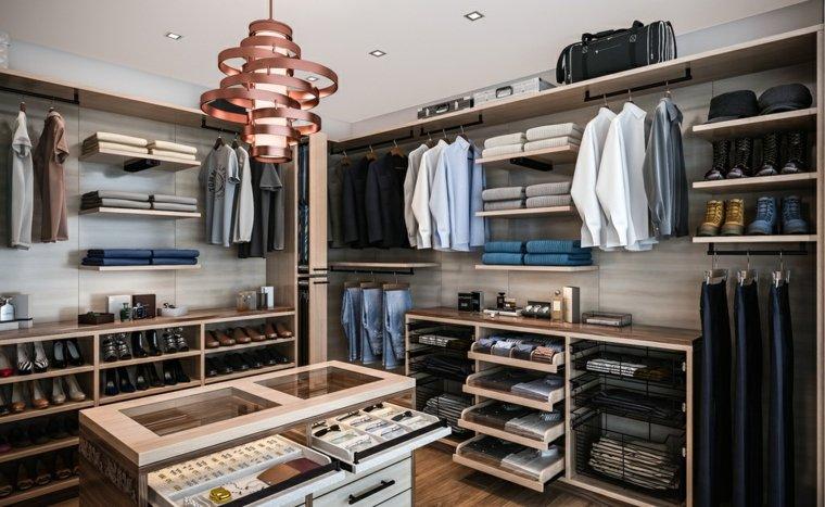 armario sin puertas hermoso muchos estantes ideas
