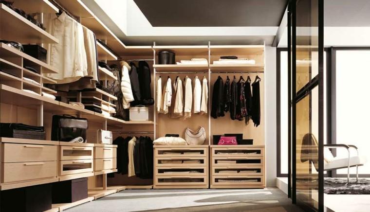 armario sin puertas opciones disenos ideas