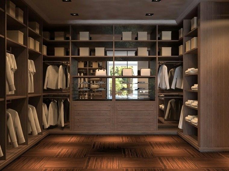 armario sin puertas opciones dormitorio amplios ideas