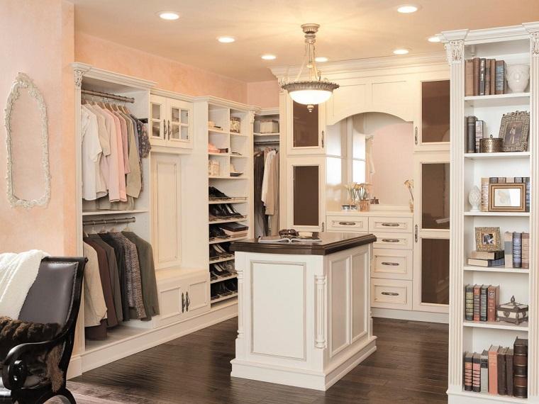armario sin puertas opciones isla ideas