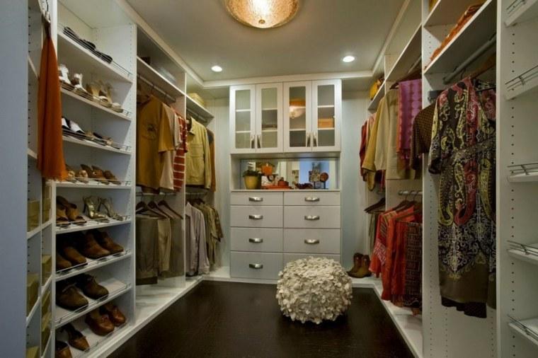 armario sin puertas opciones ropa zapatos ideas