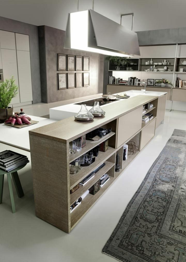 Imagenes cocinas modernas y funcionales que son tendencia for Fotos de casas modernas y funcionales